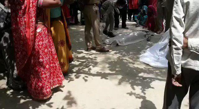 आगरा में नाबालिग से रेप के बाद हत्या, इलाके में मची सनसनी