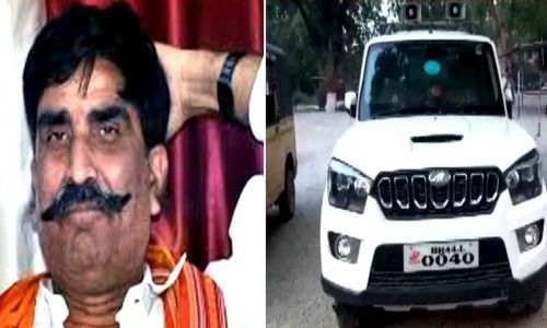 बिहार: कांग्रेस विधायक की गाड़ी से विदेशी शराब बरामद, चार कार्यकर्ता गिरफ्तार