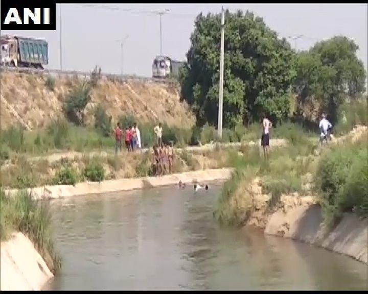 हरियाणा के झज्जर जिले में तीन इंजीनियर नहर में डूबे, दो के शव बरामद एक की तलाश जारी