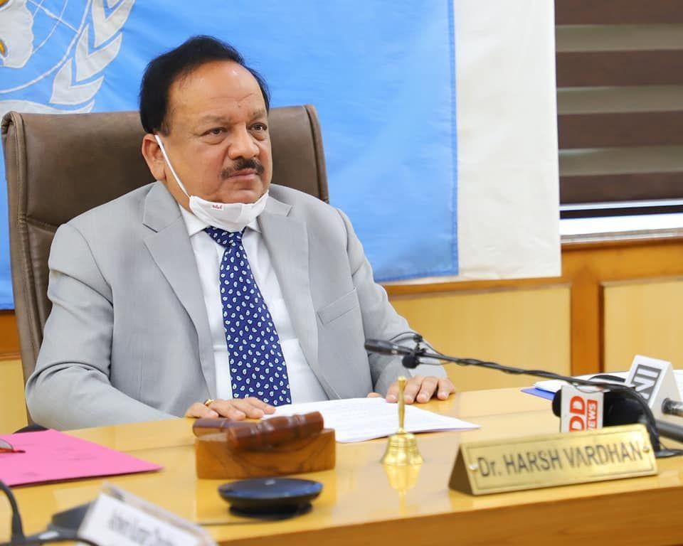 WHO का कार्यभार ग्रहण करने के बाद बोले डॉ हर्षवर्धन!