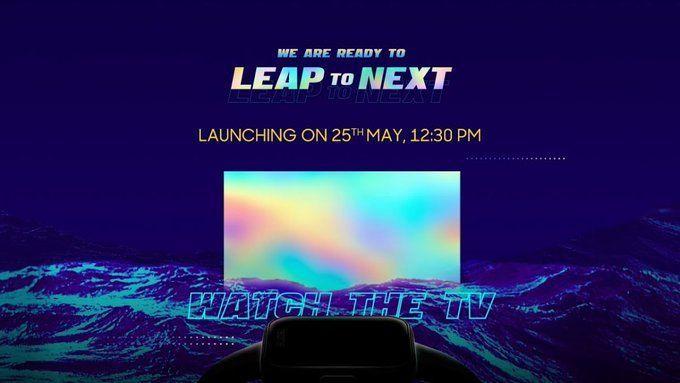 Realme TV, Realme Watch और Realme Buds Air Neo आज भारत में होंगे लॉन्च, ऐसे देखें लाइवस्ट्रीम