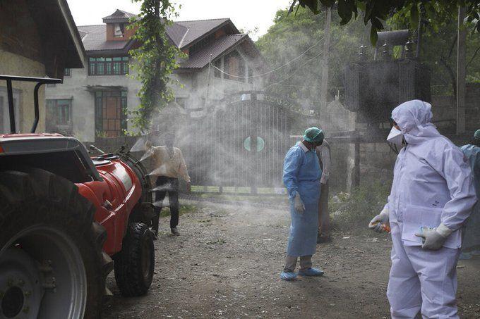 महाराष्ट्र में कोरोना वायरस से 2598 नए मामले, संक्रमितों की संख्या 60 हजार के करीब