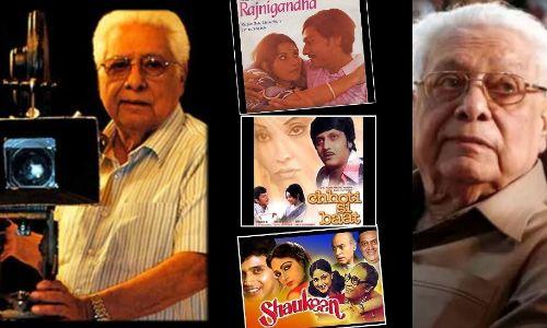 फिल्ममेकर बासु चटर्जी का निधन, पीएम मोदी और बॉलीवुड सितारों ने जाहिर किया दुख