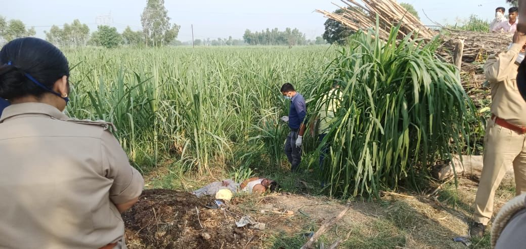 बिजनौर में युवक को गोली मारकर की हत्या