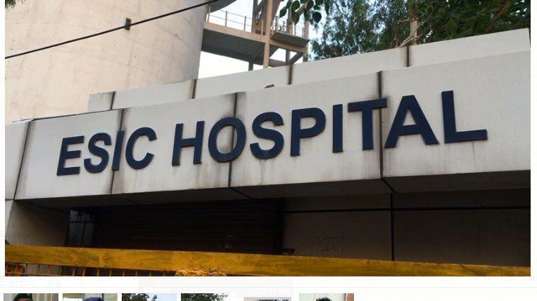 नोएडा में कोरोना पॉजिटिव युवती ने लगाई अस्पताल की सातवीं मंजिल से छलांग, मौके पर मौत