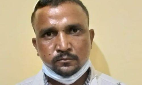 ₹50,000 के इनामी बदमाश को यूपी एसटीएफ ने किया गिरफ्तार