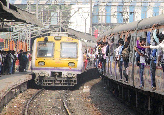Mumbai: आज से चलेंगी 350 लोकल ट्रेनें , जानिए कौन कौन करेगा सफर
