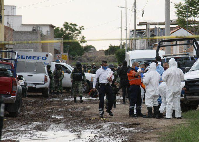 मेक्सिको के पुर्नर्वास केंद्र में फ़ायरिंग, 24 लोगों की मौत और 7 घायल