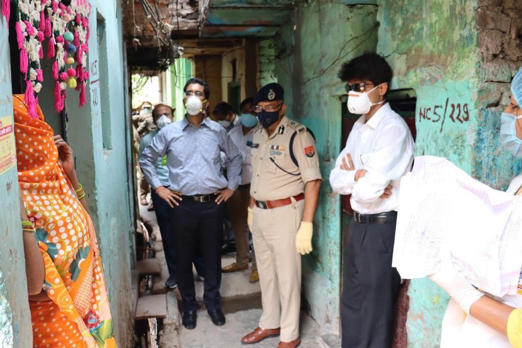 नोएडा में कोविड-19 को देखते हुए जिले में 10 दिवसीय सघन सर्विलांस अभियान का हुआ शुभारंभ