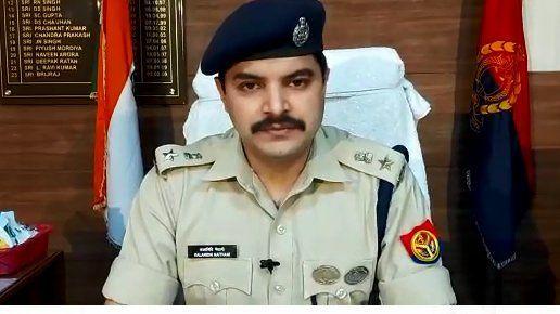 दोहरे मर्डर का तीन घंटे में किया गाजियाबाद पुलिस ने खुलासा, आरोपी गिरफ्तार, एसएसपी ने जानकारी दी