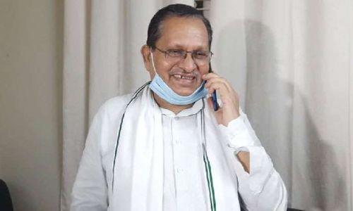 बिहार विधान परिषद के सभापति पॉजिटिव, पत्नी और बेटा भी संक्रमित; 4 दिन पहले नए सदस्यों को दिलाई थी शपथ
