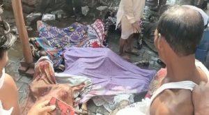 गाजियाबाद विस्फोट में सात की मौत, एसएसपी ने किया चौकी इंचार्ज सस्पेंड, डीएम ने दी मृतकों की दो दो लाख की आर्थिक सहायता