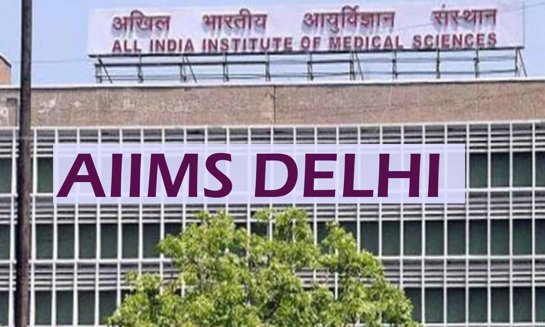 कोरोना पीड़ित पत्रकार ने AIIMS में चौथी मंजिल से कूदकर की खुदकुशी