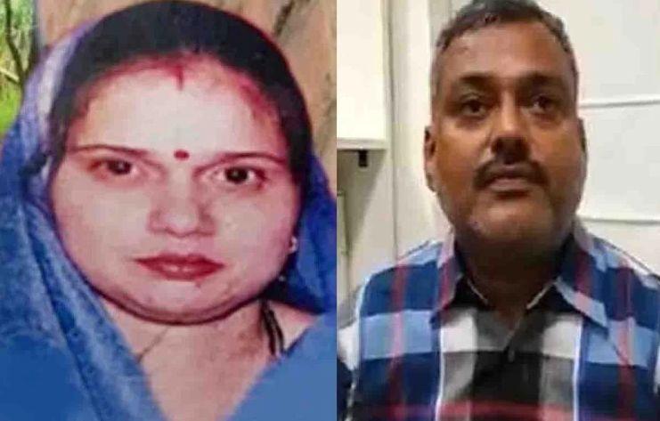 कानपुर एनकाउंटर : गांव में चल रहा मौत का खेल भी लाइव देख रही थी विकास दुबे की पत्नी ऋचा दुबे