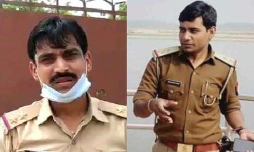 कानपुर केस : चौबेपुर थाने के पूर्व SO विनय तिवारी और बीट प्रभारी केके शर्मा गिरफ्तार
