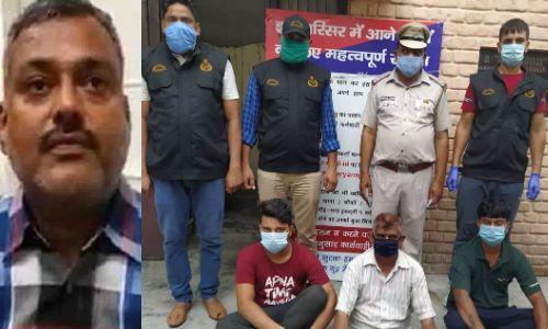 कानपुर केस : फरीदाबाद पुलिस ने बताया- दो दिन तक कानपुर में ही था विकास दुबे, पकडे गए साथियों ने उगले कई राज!
