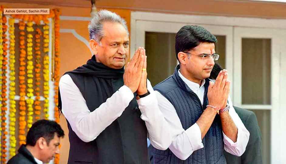 राजस्थान में सियासी संकट? कुछ निर्दलीय विधायकों के साथ 30 कांग्रेसी MLA सचिन पायलट के संपर्क में?