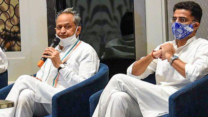 राजस्थान में सियासी संकट, गहलोत सरकार पर संकट; जानें क्या है BJP का प्लान