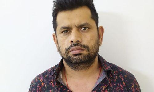 नोएडा एसटीएफ ने किया मुम्बई सीरियल ब्लास्ट का अभियुक्त गजेन्द्र सिंह गिरफ्तार