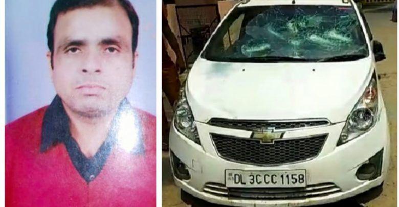 गाजियाबाद में सिपाही के बेटे ने चार रौंदा, एक की मौत