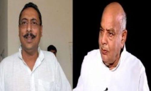 राजस्थान सियासी संग्राम : पायलट गुट को बड़ा झटका, भंवरलाल शर्मा और विश्वेंद्र सिंह कांग्रेस से सस्पेंड