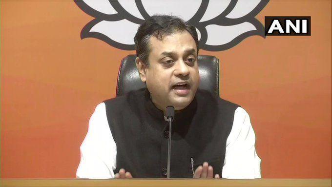 संबित पात्रा बोले,जल्द ही महाराष्ट्र सरकार गिरने वाली है