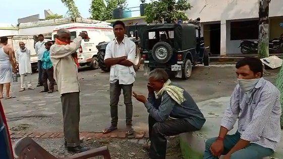 बिजनौर : पति ने की पत्नी की हत्या,पुलिस जांच में जुटी