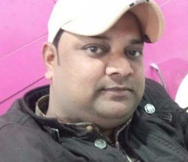 गाजियाबाद: पत्रकार विक्रम जोशी की अस्पताल में इलाज के दौरान मौत