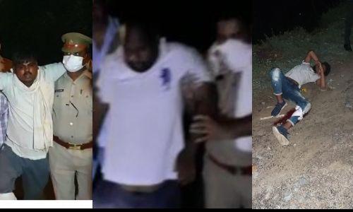 नोएडा में रात भर गरजी पुलिस की बंदूक, जिले में तीन मुठभेड़ों से मचा बदमाशों में हडकम्प