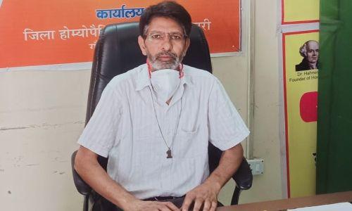 आर्सेनिक अल्बम के मिले सकारात्मक परिणाम : डा. ललित मोहन जौहरी