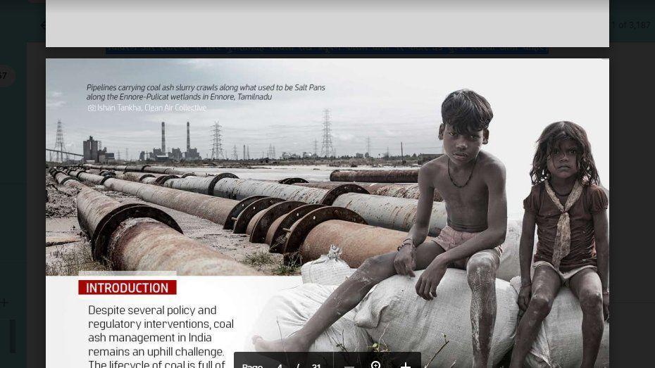 कोल ऐश रिपोर्ट 2020: बीते दशक में भारत में 76 प्रमुख कोयला दुर्घटनाओं के बावजूद रेगुलेटरी मानदंडों में ढील