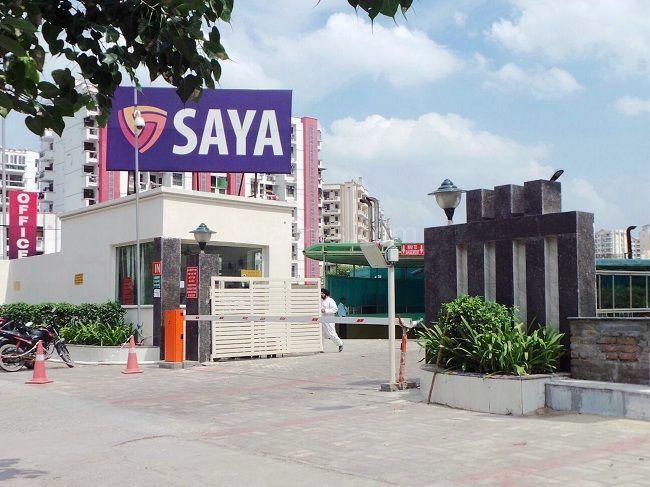 गाजियाबाद के इंदिरापुरम में साया जेनिथ सोसाइटी में 22 वीं मंजिल से गिरा युवक, मौत