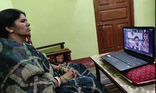 लोजपा के राष्ट्रीय अध्यक्ष चिराग पासवान ने वीडियो कॉन्फ्रेंसिंग के माध्यम कार्यर्ताओं से किया सीधा संवाद
