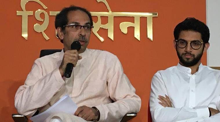 शिवसेना ने मंदिर निर्माण के लिए राम जन्मभूमि ट्रस्ट को दान किए पांच करोड़ रुपये