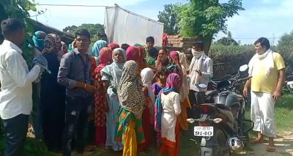 बिजनौर में पारिवारिक क्लेश से परेशान युवक ने गोली मारकर की आत्महत्या