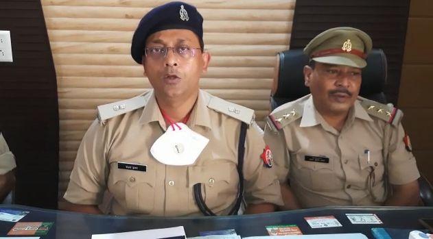 बिजनौर : घर से लापता नाबालिग लड़की 8 दिन बाद बरामद, एसपी देहात ने बताई पूरी कहानी