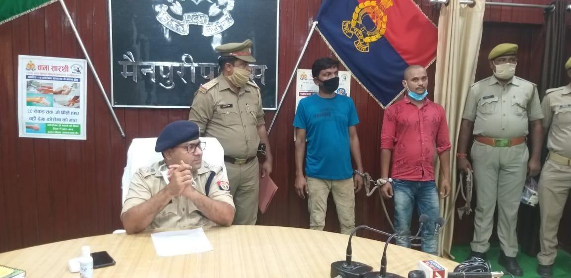शिवम् चौहान हत्याकांड का मैनपुरी पुलिस ने किया खुलासा, बड़ा भाई ही निकला मास्टर माइण्ड हत्यारा