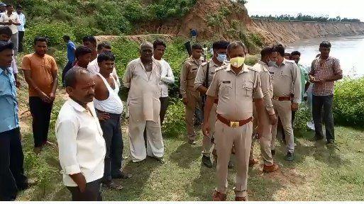 यूपी के बिजनौर में गंगा का कटान बढ़ा