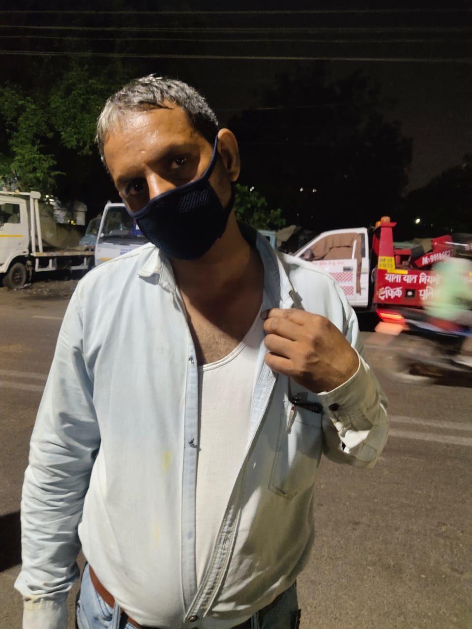 नोएडा: लोकतंत्र के चौथे स्तंभ पर फिर हुआ हमला,दंबगों ने की पत्रकार से मारपीट
