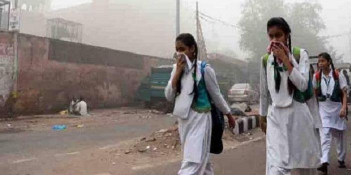 अकेले वायु प्रदूषण 1.2 मिलियन भारतीयों की अकाल मृत्यु के लिए ज़िम्मेदार