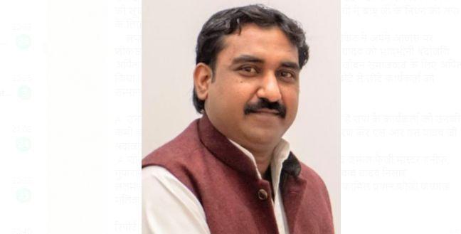 MLC एसआरएस यादव का निधन समाज व पार्टी के लिए अपूरणीय क्षति : शमशाद मलिक