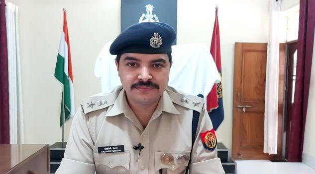 गाजियाबाद: एक सिपाही को किया सेवा से बर्खास्त, वही कंप्यूटर ऑपरेटर किया निलंबित