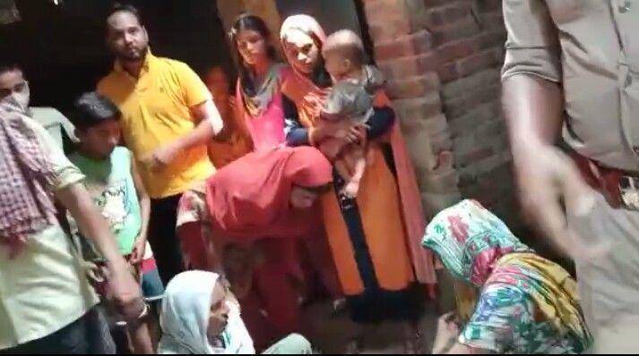 ससुर ने किया रिश्तों को सर्मसार बहू की कुल्हाड़ी से काटकर की निर्मम हत्या