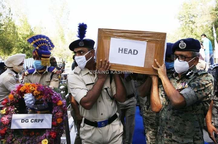 शहीद का शव पहुंचा गाँव, कन्नौज जिले का शहीद हुआ जवान