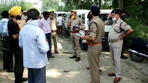 बिजनौर: गाड़ी में गोली लगा मिला युवक का शव