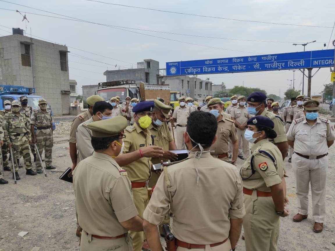 अपराधियों पर शिकंजा कसने के लिए पुलिस आयुक्त आलोक सिंह का  ऑपरेशन प्रहार